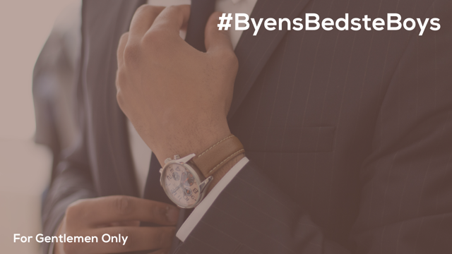 B-day – For Byens Bedste Boys